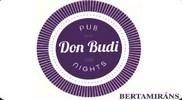 Don Budi Pub