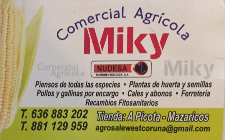 comercial micky